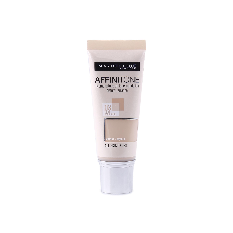 Sağlıklı ve Tazelenmiş bir Görünüm için Affinitone Fondöten