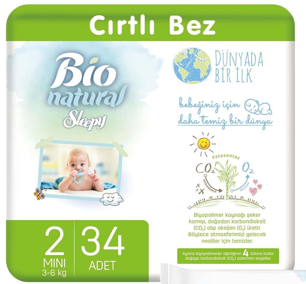Bio Natural Bebek Bezi