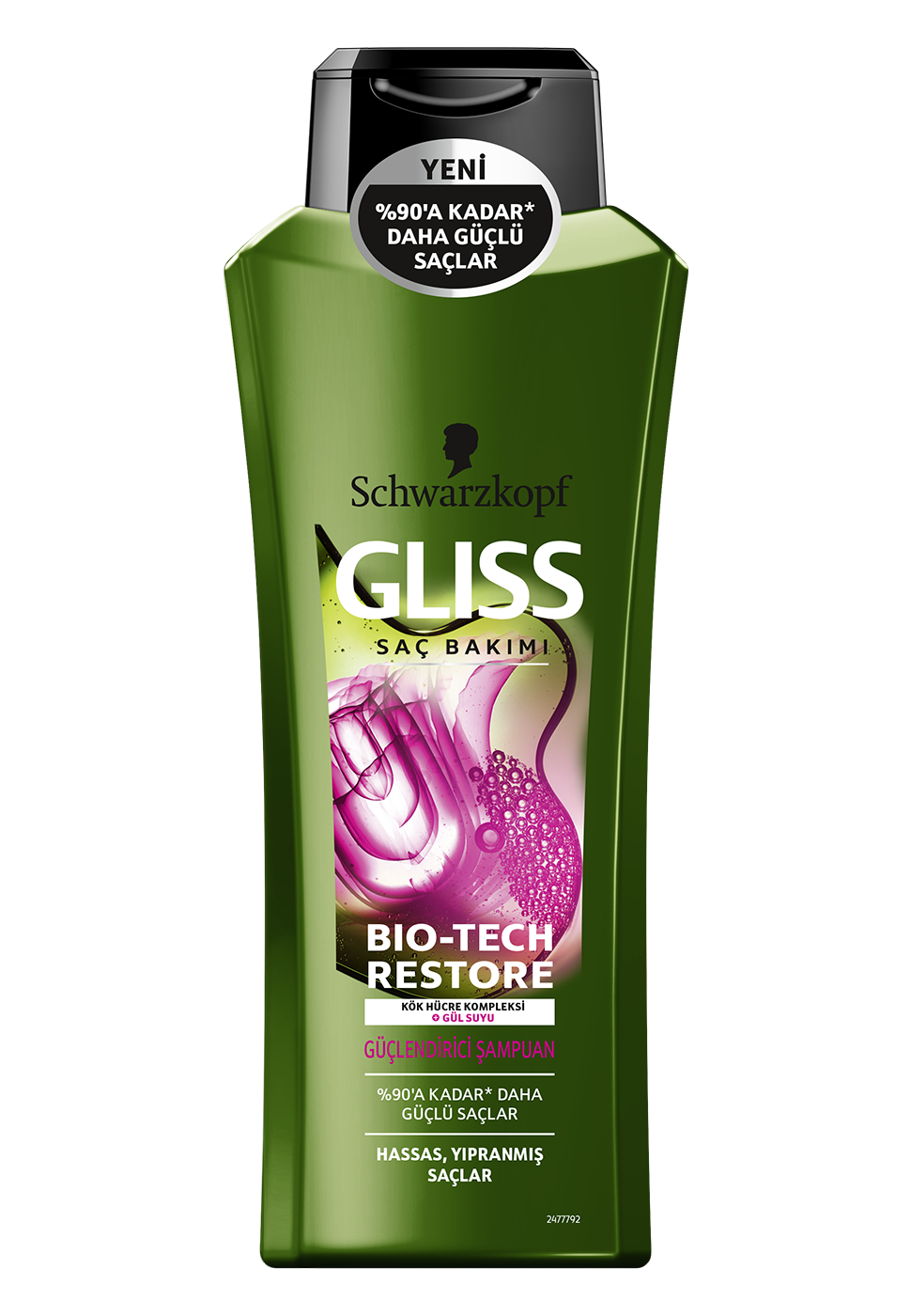 Bio-Tech Güçlendirici Şampuan