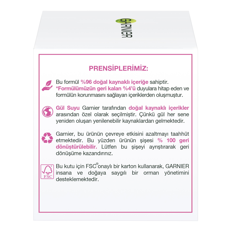 Botanik Rahatlatıcı Antioksidan Nemlendirici Krem