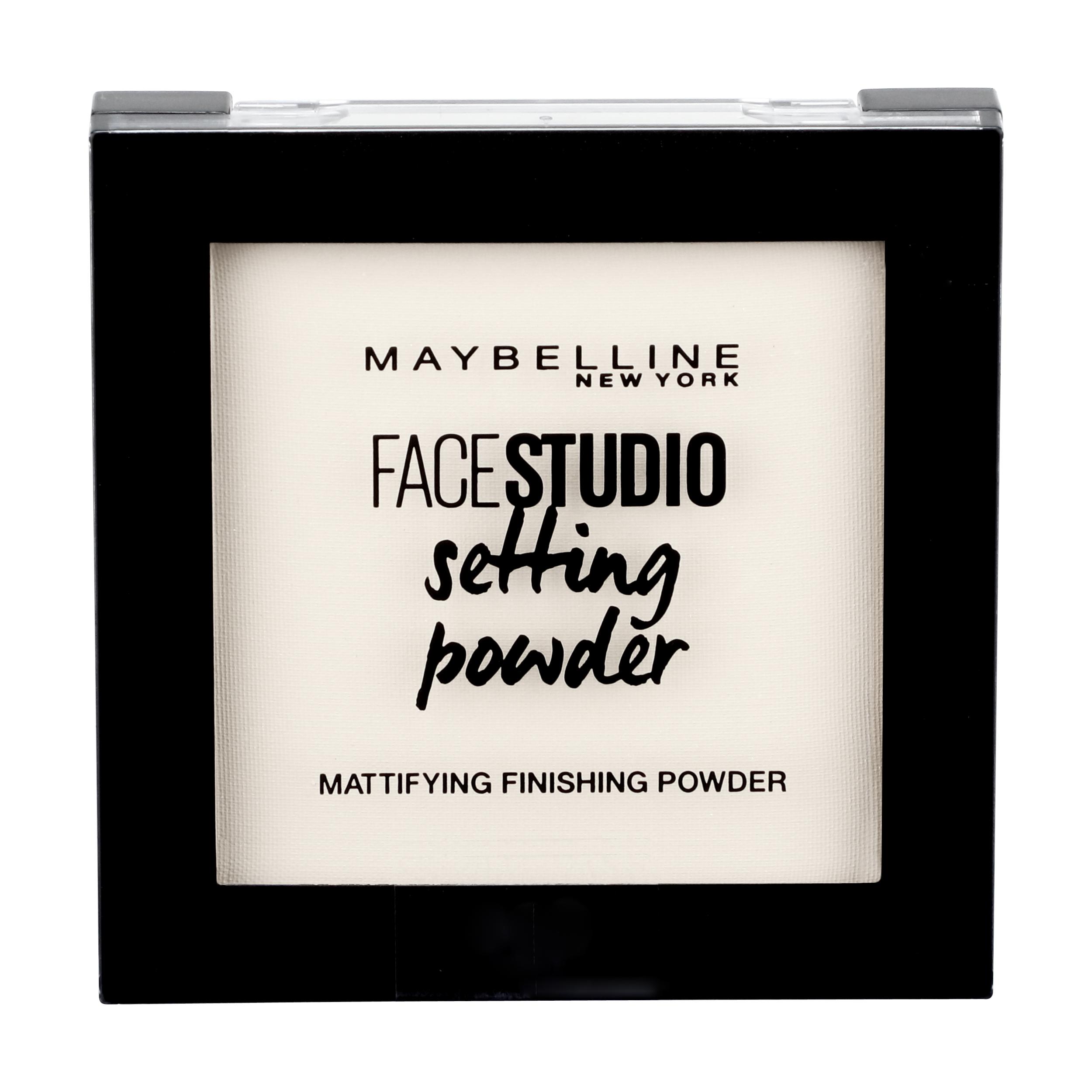 Face Studio Matlaştırıcı ve Sabitleyici Pudra