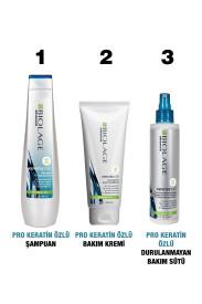 KeratinDose Pro-Keratin Özlü Yenileyici Durulanmayan Saç Bakım Sütü