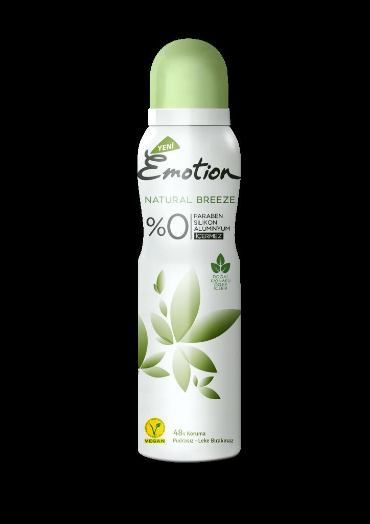 Natural Deodorant Breeze