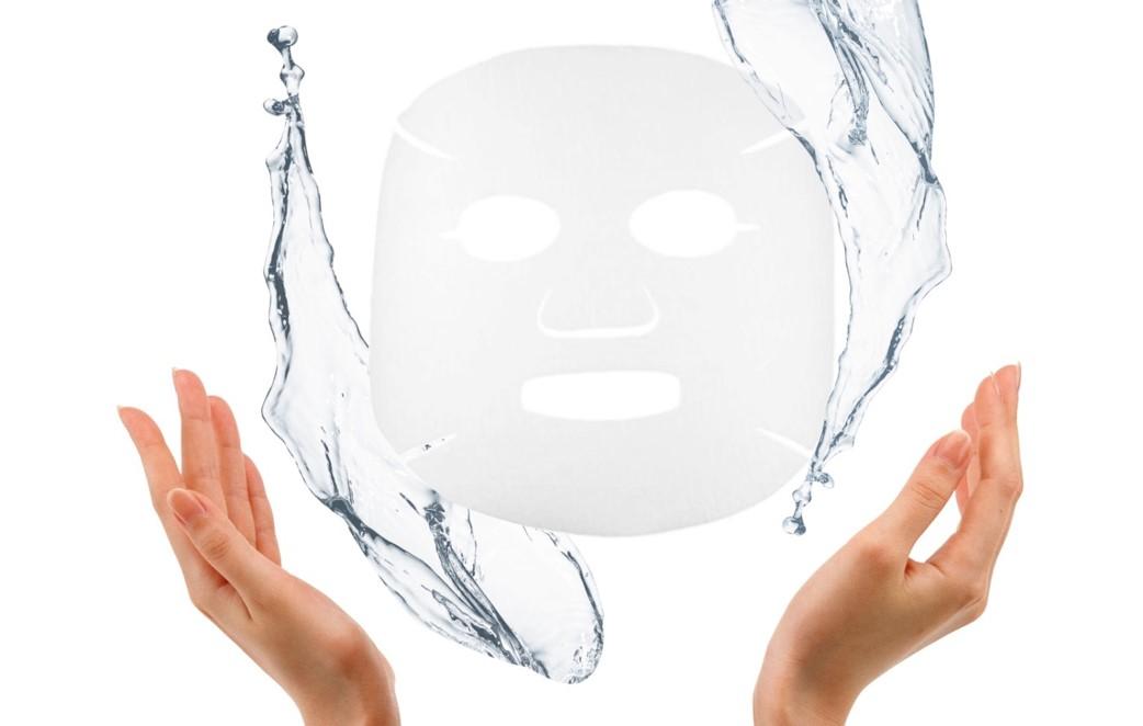 Nem Bombası Canlandırıcı Kağıt Maske