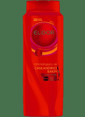 Renk Koruyucu ve Canlandırıcı Bakım Şampuann
