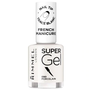 Super Gel French Manicure Oje