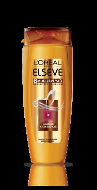 6 Mucizevi Yağ Besleyici Bakım Şampuanı