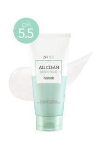 All Clean Green Foam - pH 5,5 Değerinde Hassas Ciltlere İçin Temizleyici