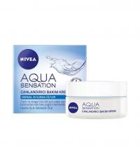Aqua Sensation Canlandırıcı Bakım Kremi