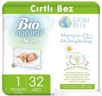 Bio Natural Bebek Bezi Yenidoğan