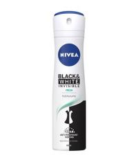 Black & White Fresh Kadın Deodorant Sprey