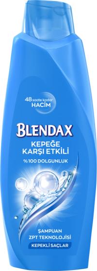 BLENDAX KEPEĞE KARŞI ETKİLİ ŞAMPUAN