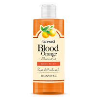BLOOD ORANGE & TURMENIC DUŞ JELİ