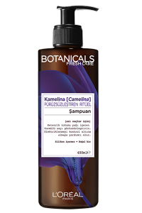 Botanicals Fresh Care Kamelina Pürüzsüzleştiren Ritüel Şampuan