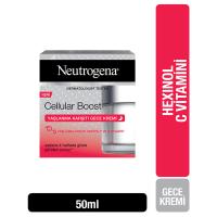 Cellular Boost Gece Kremi