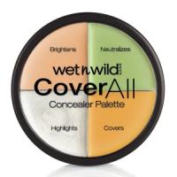 CoverAll Concealer / Kapatıcı Paleti