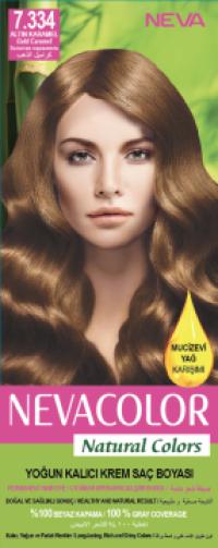 Demi Kit  Kalıcı Saç Boyası