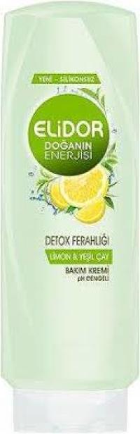Detox Ferahlığı Limon ve Yeşil Çay Bakım Kremi