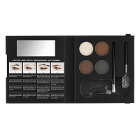 EYEBROW KIT WITH STENCIL