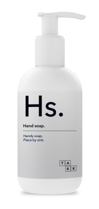 Hs. Hand Soap