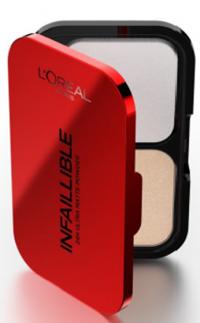 Infaillible 24H Ultra Matte Prestige Pudra