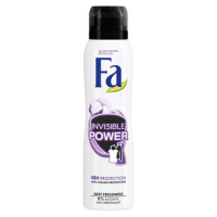Invisible Power Deodorant Sprey