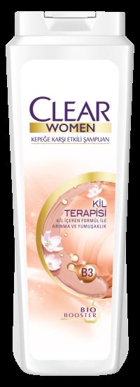 Kil Terapisi Şampuan