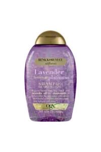 Lavender Platinum Sülfatsız Şampuan