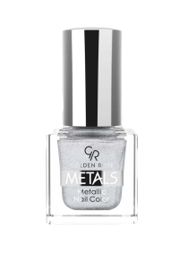 Metals Metallic Nail Color