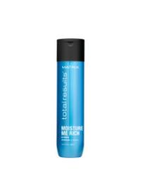 Moisture Me Rich Kuru ve Matlaşmış Saçlar için Nem ve Parlaklık Sağlayan Şampuan