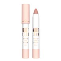 Nude Look Creamy Shine Lips. - Kremsi Parlak Ruj