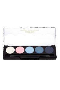 Professional Palette Eyeshadow /  Profesyonel 5li Far Paleti