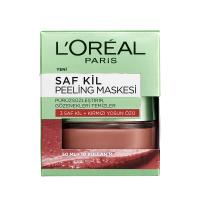 Saf Kil Peeling Maskesi