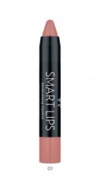 Smart Lips Moisturising Lipstick - Asansörlü Kalem Ruj