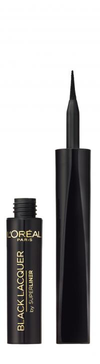 Superliner Black Lacquer Waterproof Eyeliner - Siyah