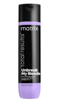 Unbreak My Blonde Onarıcı ve Güçlendirici Saç Bakım Kremi