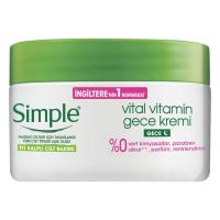 Vital Vitamin Gece Kremi