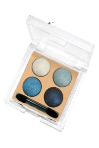 Wet&Dry Eyeshadow / Islak Kuru 4lü Far Paleti