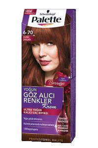 Yoğun Göz Alıcı Renkler Demi Kit Saç Boyası