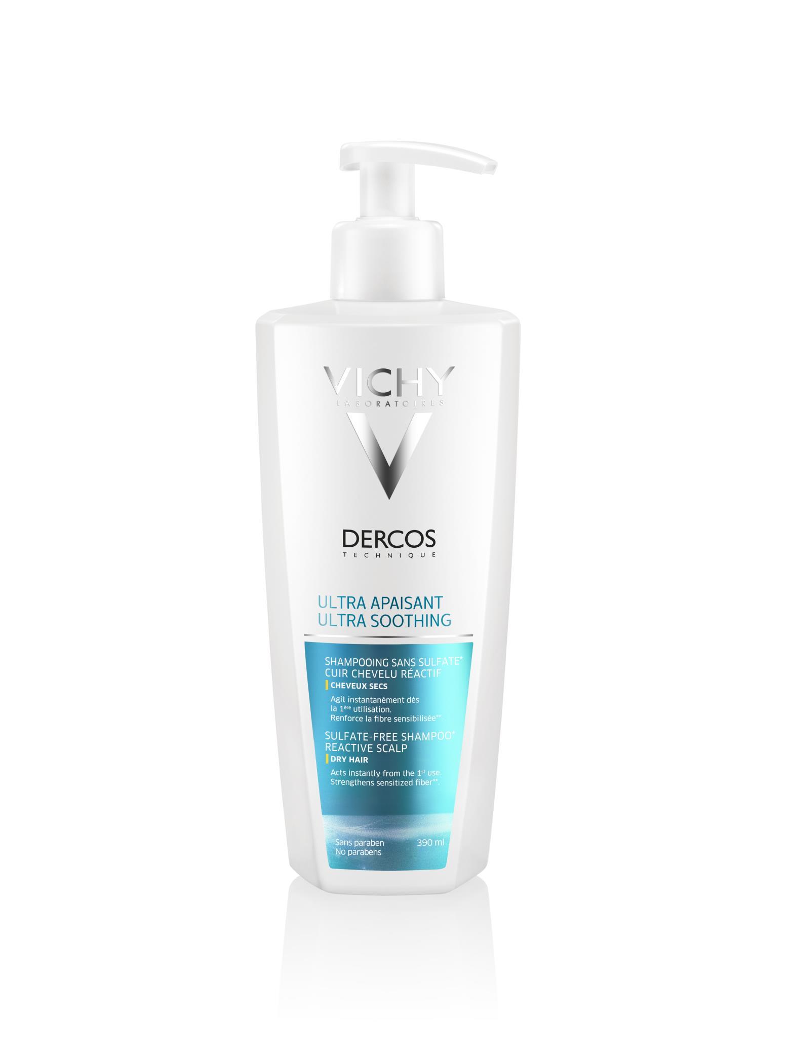 Ultra Yatıştırıcı Şampuan Kuru Saç Derisi