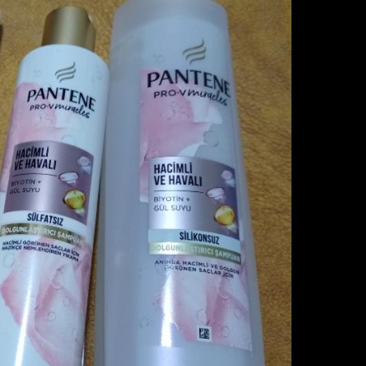 Şampuan-Pantene-Micellar Arındırıcı ve Besleyici Şampuan-12dlr-yorum-Puan-5puantiye