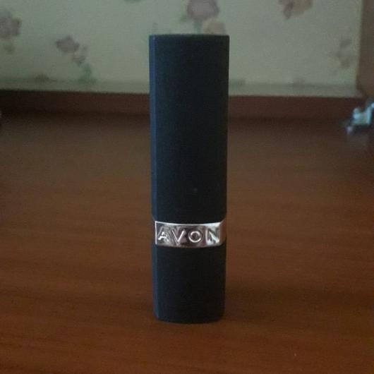 Ruj-AVON True-Velvet Luminosity Mat Ruj-12dlr-yorum-Puan-5puantiye