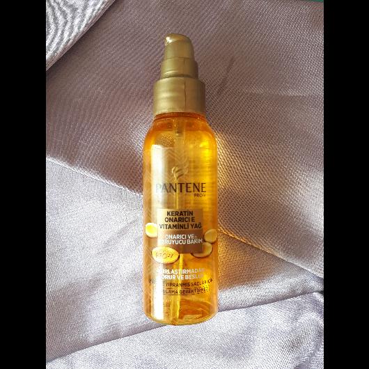 Saç Bakım Ürünleri-Pantene-Keratin Özlü Onarıcı E Vitaminli Saç Bakım Yağı-5puantiyez-yorum-Puan-5puantiye