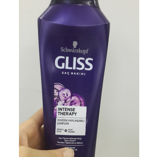 Şampuan-Gliss-Intense Theraphy-abc96-yorum-Puan-5puantiye