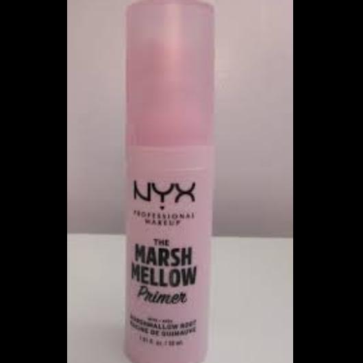 Makyaj Bazı-NYX Professional Makeup-MARSHMELLOW SOOTHING PRIMER-aleysblogs-yorum-Puan-5puantiye