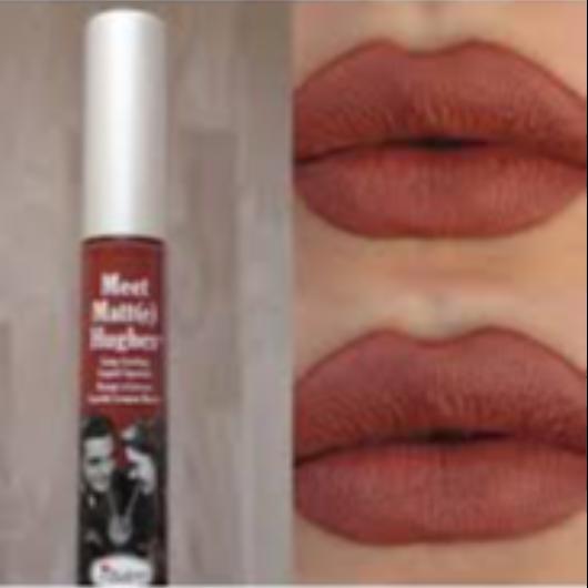Ruj-the Balm-Meet Matt(e) Hughes Liquid Lipstick-aleysblogs-yorum-Puan-5puantiye