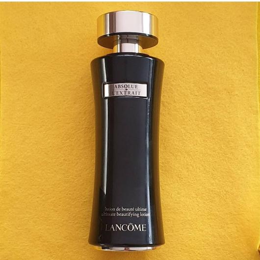 Losyon / Tonik-Lancôme-Absolue L'Extrait Eau de Soin-asiguzel16-yorum-Puan-5puantiye