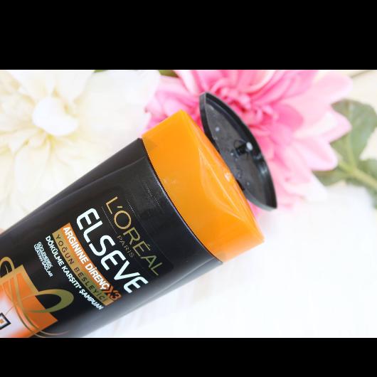 Şampuan-Elseve-Arginine Direnç X3 Yoğun Besleyici Dökülme Karşıtı Şampuan-asiguzel16-yorum-Puan-5puantiye