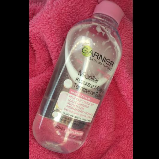 Makyaj Temizleyici-Garnier Skin Naturals-Micellar Kusursuz Makyaj Temizleme Suyu-beraberdeneyelim2-yorum-Puan-5puantiye