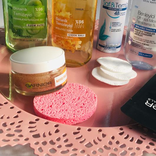 Peeling-Garnier Skin Naturals-Kayısı Peelingi-blogs_emel-yorum-Puan-5puantiye